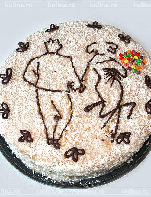 Рецепт торта надежда с фото