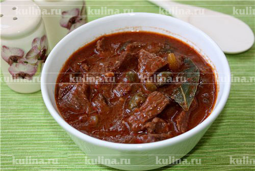 кавказская солянка рецепт с фото