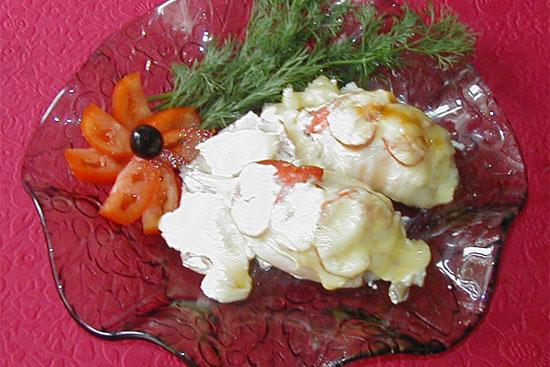 Кальмары фаршированные рецепты приготовления холодная закуска 2