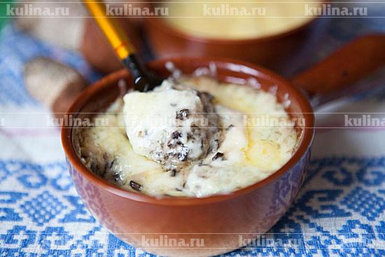 Жульен из замороженных грибов рецепты