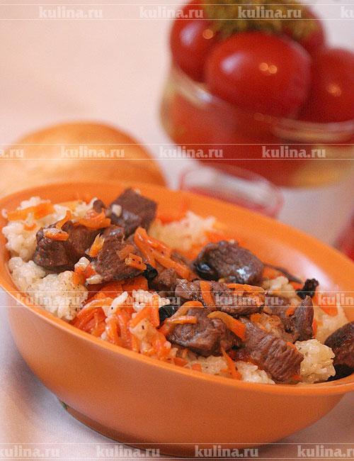 Картофель с кальмарами рецепты с фото