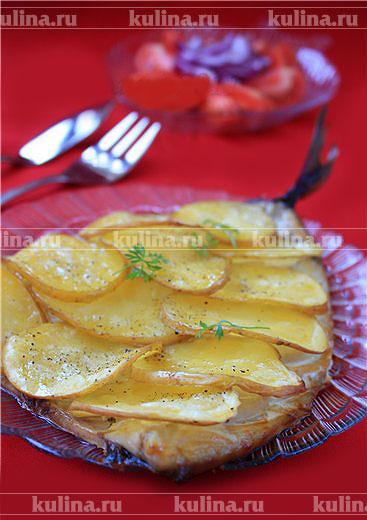 Как приготовить жаркое по домашнему с картофелем
