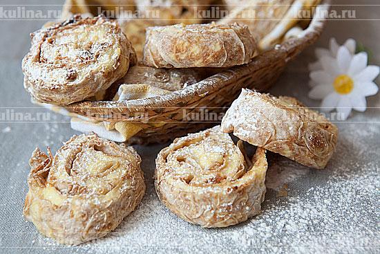 сладкие блюда из лаваша рецепты с фото