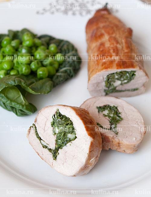 вырезка свиная в рукаве рецепты приготовления
