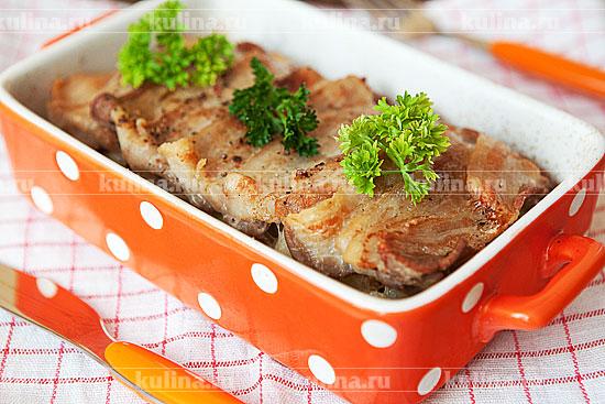 запеченный картофель в духовке с беконом рецепт с фото