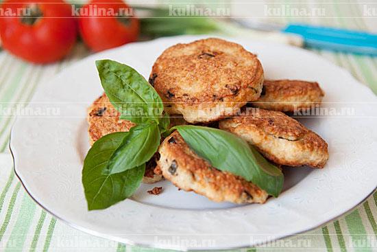 Котлета из мяса индейки рецепт с фото
