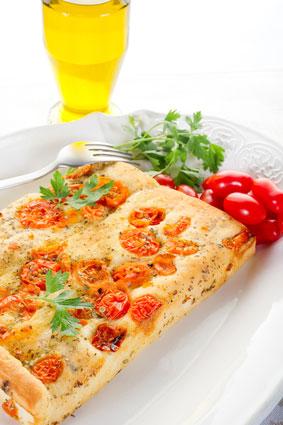 пицца фокачча рецепт с фото