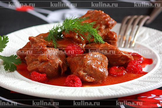тушеная говядина в вине рецепты с фото