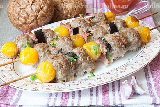 Шашлык из телятины рецепт с фото