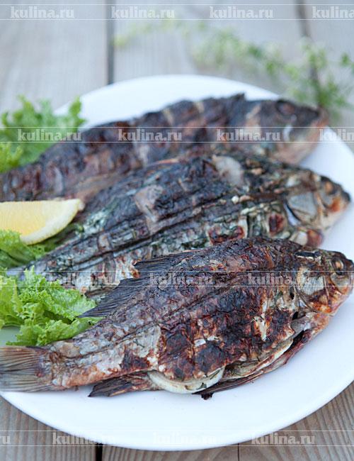 Мангал для рыбы как сделать 78