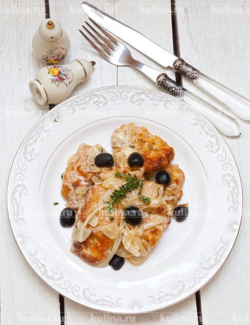 индейка на сковороде рецепты с фото