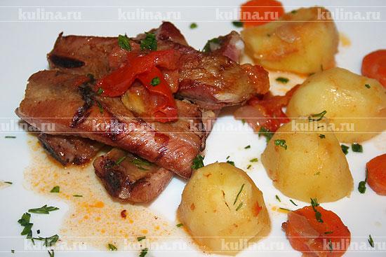 Рецепты блюд из кишков