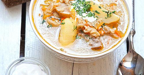 Приготовить картошку кружочками