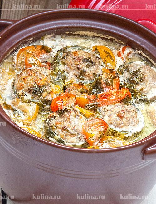 Фаршированный кабачок в духовке с фаршем калорийность