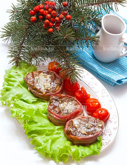 рецепт с фото говядина филе в духовке