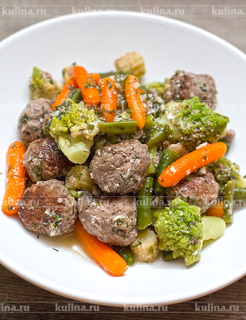 Фарш с макаронами - russianfood.com
