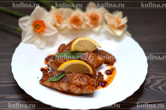 рецепты приготовления тунца на сковороде