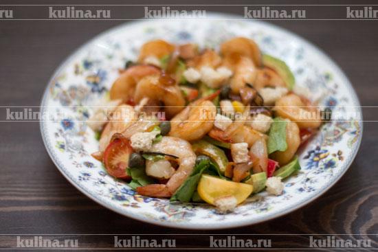 суп с креветками и помидорами рецепт с фото