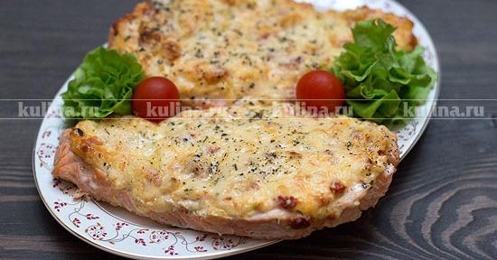 Рецепт приготовления рыба в сырном кляре