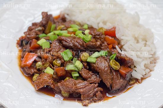мясо говядина рецепты приготовления в мультиварке