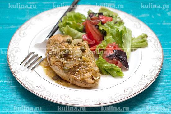грудки куриные в фольге рецепты приготовления в духовке
