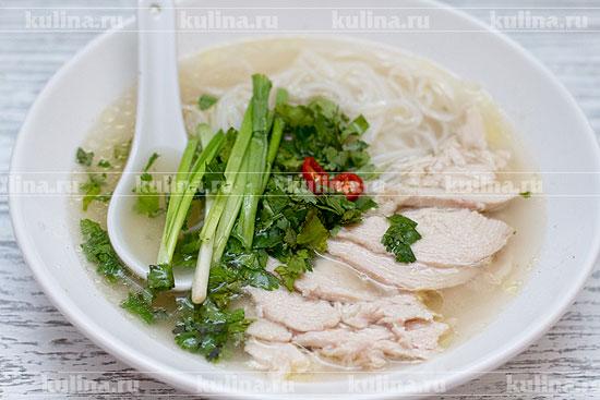 очень вкусный рецепт супа из курицы