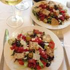 Рецепт салатов из овощей