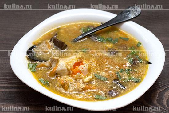 грибной суп рецепт для начинающих