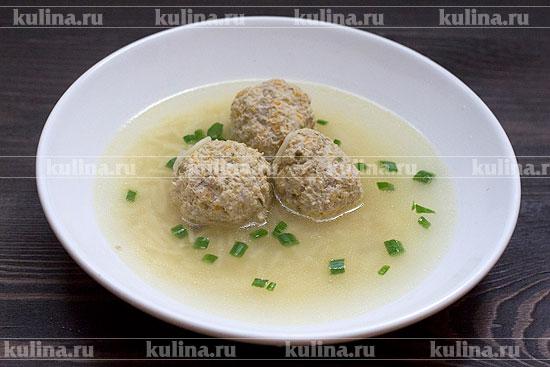рецепты вермишелевого супа с индейкой