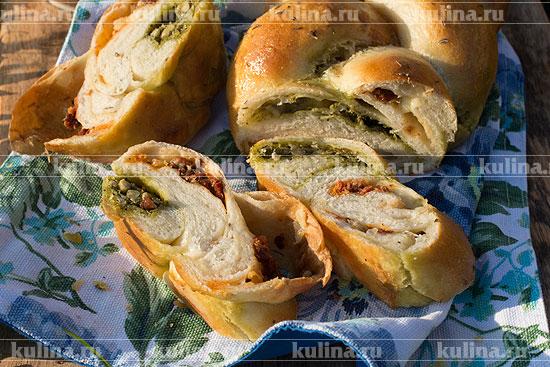 Хлеб косичка рецепт