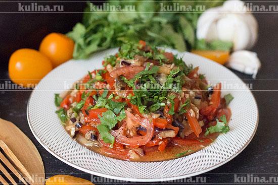 Баклажаны по-дунгански: идеальная закуска к мясу и шашлыку