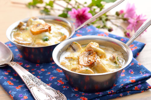Папильотка – кулинарный рецепт
