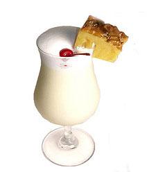 Впервые этот карибский коктейль Пина Колада (Pina Colada) был упомянут в...