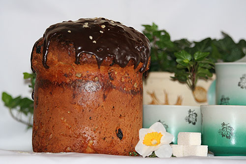 Рецепт царского кулича к Пасхе - Пасхальная выпечка от 1001 ЕДА | 334x500