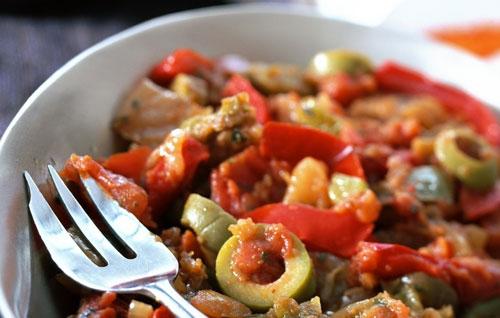 Что приготовить с оливками