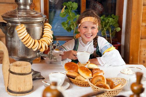 Картинки по запросу русская подача блюд