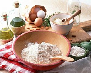 Рецепты виды тесто