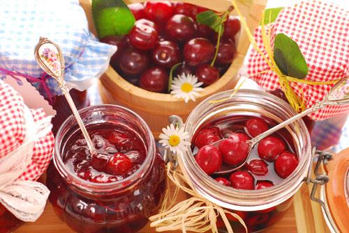 Как сделать вишневую наливку из варенья