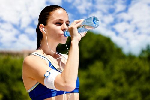 Диета пить больше воды