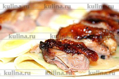 Блюда из картошки куриным филе