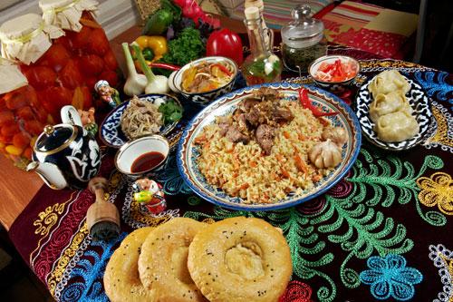 рецепт узбекского печенье с сушеным урюком