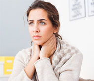 Лечим горло: 5 проверенных рецептов