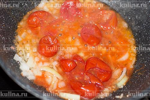 Спагетти с морепродуктами, пошаговый рецепт с фото