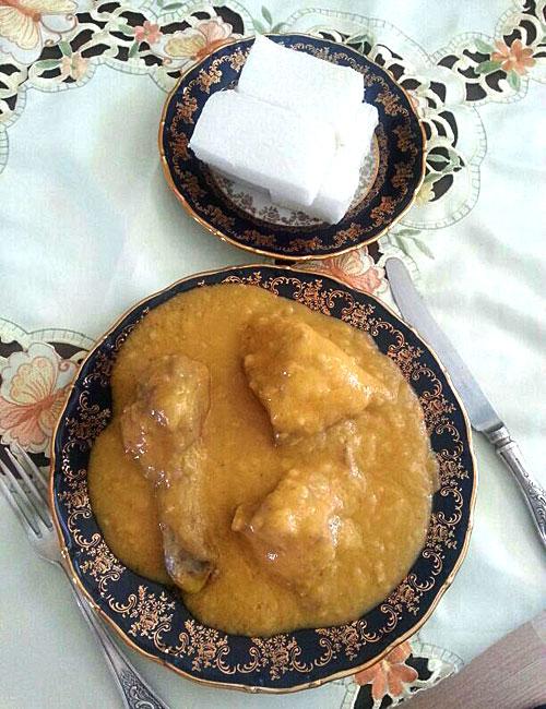 кабардинское блюдо гедлибже рецепт из курицы