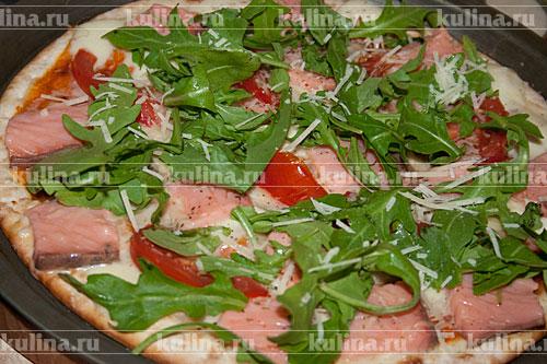 Салат с ветчиной ... - russianfood.com