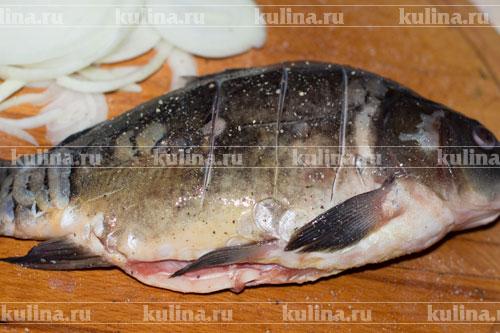 Какую рыбу сделать на мангале и как