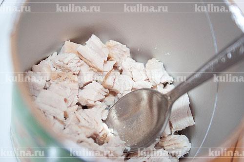 Салат Маринара - рецепт пошаговый с фото