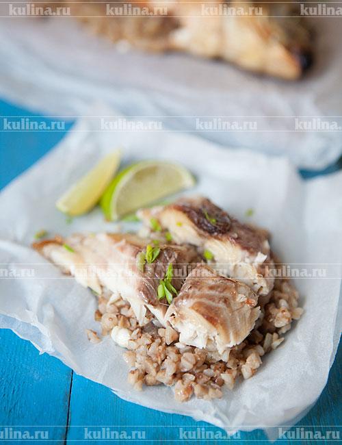 Готовую рыбу подать к столу, приятного аппетита!