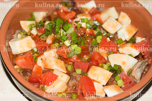 Баранина, тушеная с овощами — рецепт с фото пошагово