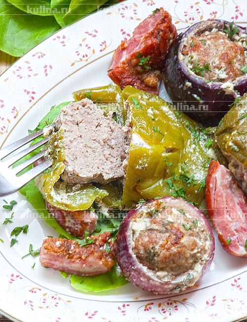 Рецепты вегетарианских блюд из теста